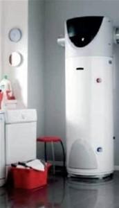 ARISTON - NUOS PLUS 200 chauffe-eau pompe à chaleur