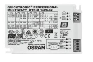 LEDVANCE - QTP-M 1X26-42