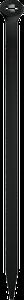 ELEMATIC - Kabelbinder 2-lock 3.5x200 zw