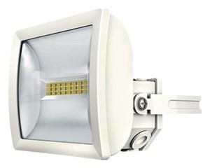 THEBEN - LED-straler theLeda E10L wit