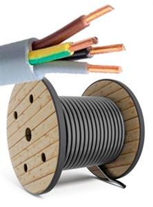 XVB 4G6 kabel Cca - per meter of op rol - XVB4G6