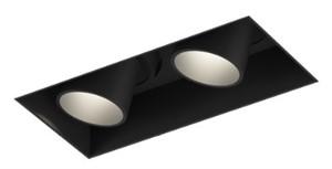 Wever & Ducré - SNEAK TRIMLESS 2.0 LED 2700K B 2X7/10W 350-500MA CRI 90