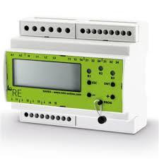 INELMATEC - NA003 spanning en frequentie controle volgens VDE AR-N 4105