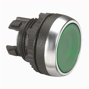 Legrand - Osmoz verzonken kop - groen impulswerking - verlicht