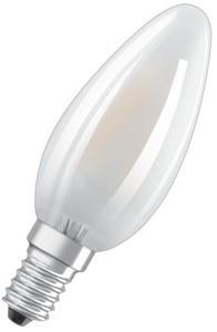 LEDVANCE - LEDPCLB40 4W/827 230VGLFR E14 FS1