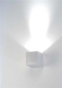 BEL LIGHTING - MINI CUBE 2L - 2X1,2W 350mA WW