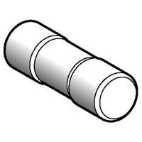 SCHNEIDER - BUISZEKERING 22 * 58 500VAC 100A AM MET SLAGPIN