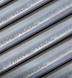 GSV - METALEN BUIS, ZONDER SCHROEFDRAAD - RVS AISI 304