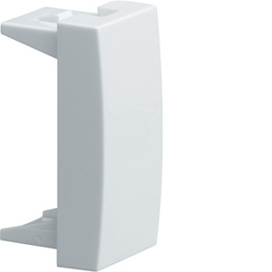 HAGER - SYSTO OBTURATEUR, 1M, BLANC