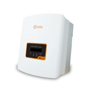 SOLIS - Solis monofasige mini omvormer 2,5 kW 4G