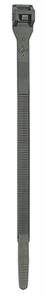 ELEMATIC - KABELBAND ZWART 375 X 9 TENAX