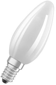 LEDVANCE - LEDPCLB40D 4,5W/827 230VGLFR E14FS1