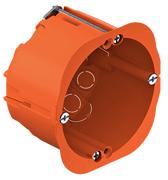 HELIA - Hollewand, O-range®, 1-V, H 47 mm voor buis M16-M25 met schroeven, Ø 68/67 mm