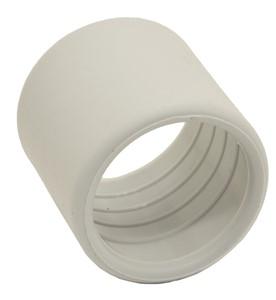 GSV - EINDTUL VOOR PVC BUIS VAN 25 MM RAL 7035 25 MM