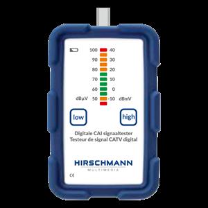 Hirschmann - Digitale CATV signaaltester