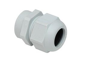 GSV - Présse-étoupes PVC à serrage-Metrique20 mm