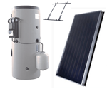 EUROTHERMIC - KIT SOLAR COLLECTOR VLAK 9-12 PERS