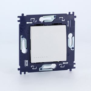 Bticino - LL Complet inverseur 16A 250V à vis - blanc