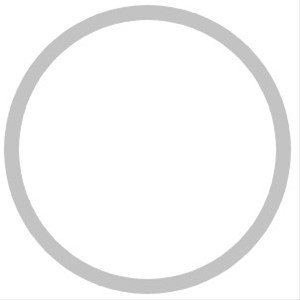 LINERGY - Decoratieve ring alugrijs