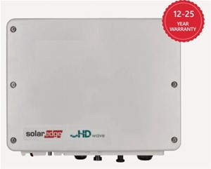 SolarEdge - Onduleur Monofasé 5,0Kw Solaredge HD-Wave, avec SetApp configuration