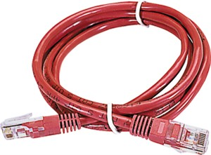 Elimex - UTP PC CAT6 CAT6 UTP Patch cord 1,5m red