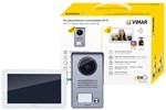 Elvox - Elvox One-family Wi-Fi kit 7in video touch DIN supply