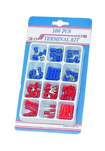 Elimex - TRAY CARD KIT 100 PCS