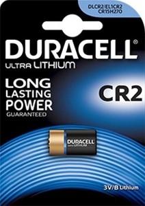 DURACELL - Duracell Ultra Lithium 3V (CR2)