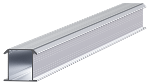 ESDEC - ClickFit EVO - Montagerail L=4310mm