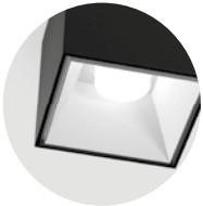 Wever & Ducré - BOX INNER REFLECTOR WMAX. 10W