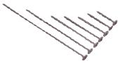 SCHLETTER - INOX HOUTSCHROEF PLATTE TORX KOP 8X80