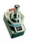 Elimex - 5-506-6A Toggle switch SPST 2P 250V 6A