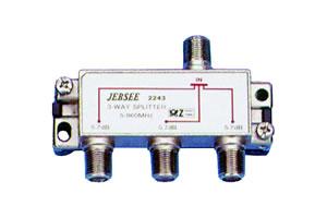 Elimex - 2243 3-way splitter