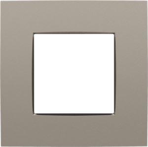 Niko Intense bronze simple plaque de recouvrement