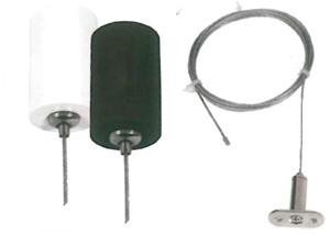 UNI-BRIGHT - X-Line Suspension Cable 150Cm - Wit
