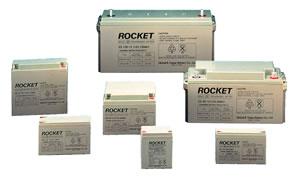 Elimex - ES 1,2-6 Rechargeable lead acid battery