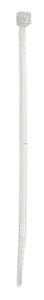 ELEMATIC - Collier blanc 250 x 4,8