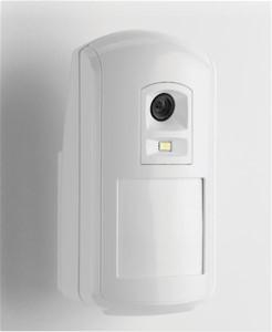 Honeywell - Evohome Security Draadloze bewegingsmelder met snapshot camera