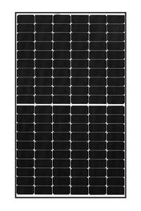 REC - REC Alpha N-Type paneel 375W, Mono, Black Frame, Half Cut