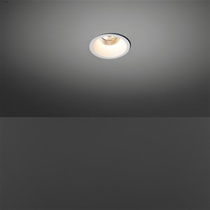 MODULAR - SMART LOTIS 82 LED WARM DIM MEDIUM GE BLACK STRUC