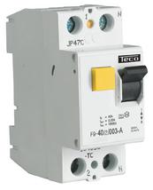 TECO - Differentieelschak. TC 2P 40A 300mA Type A
