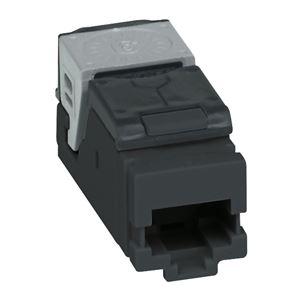 Legrand - LCS³ connector voor patchpan 6 stuks Cat5e UTP RJ45