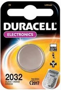 DURACELL - Duracell Electronics (DL2032)