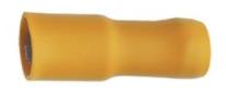 KLAUKE - Geisoleerde ronde vrouwelijke stekker 4 - 6 mm²