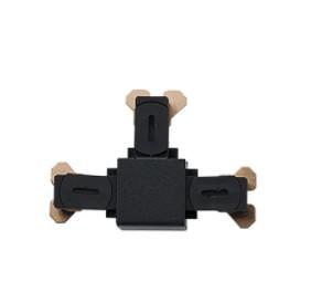 SG LIGHTING - ZIP 230V T-verbinding zwart