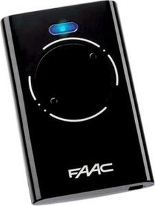 FAAC - TRANSMITTER XT2 868 SLH LR BLACK