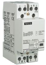 TECO - CONTACTOR F&G 230VAC 25A 4NO