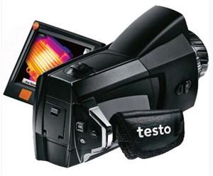 TESTO - TESTO 876-2 SET CAMERA, SD KAART, USB - KABEL,