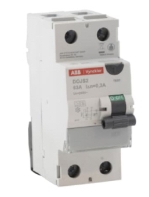 ABB Vynckier - DOJA Differentieel 2P 40A 300mA Type A