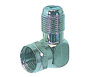 Elimex - EW-1855 Right angle F connector